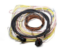 Holley 558-401 J2A CONNECTOR & HARNESS