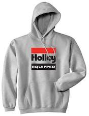 Holley 10023-XXXLHOL HOLLEY EQUIPPED HOODIE - XXXL