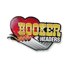 Hooker 10145HKR SIGN - HOOKER METAL DEALER