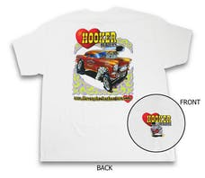 Hooker 10148-XXXLHKR T-SHIRT, XXX-LARGE HOOKER RETRO