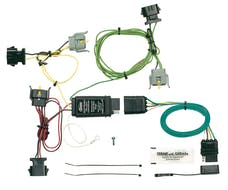 Hopkins Towing 11140605 Plug-In Simple Towed Vehicle Wiring Kit