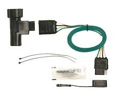 Hopkins Towing 11140115 Plug-In Simple Vehicle Wiring Kit