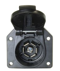 Hopkins Towing 48485 7 Blade Vehicle End Connector