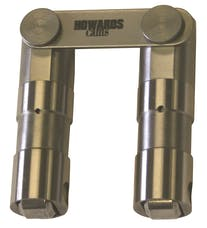 Howards Cams 91169 Lifter, Hydraulic Roller, Street