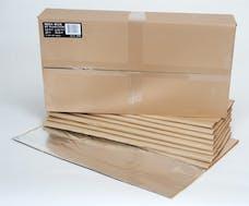 Hushmat 10900 MEGA Bulk Kit includes 9 silver sheets of 24x48 in Ultra. Total 72 sqft.
