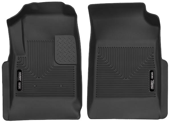 Husky Liners 53121 X-act Contour Series Front Floor Liners