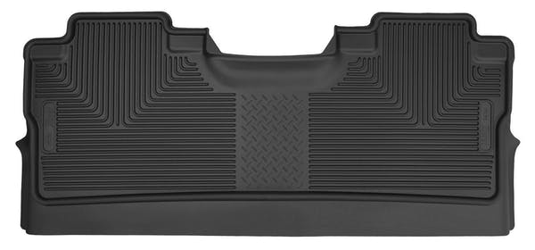 Husky Liners 53471 X-act Contour Series 2nd Seat Floor Liner (Footwell Coverage)