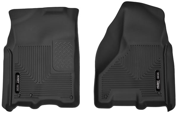 Husky Liners 53511 X-act Contour Series Front Floor Liners