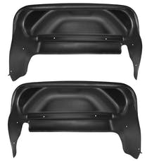 Husky Liners 79031 Rear Wheel Well Guards