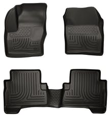Husky Liners 99741 Weatherbeater Series Front & 2nd Seat Floor Liners