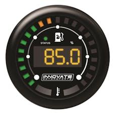 Innovate Motorsports 3904 MTX-D: Ethanol Content % & Fuel Temp Gauge Kit