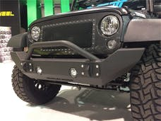Iron Cross Automotive GP-1302 Full Size front bumper with Bar