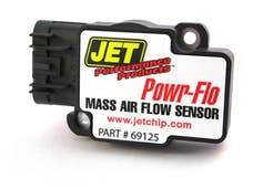 JET Performance Products 69125 Powr-Flo Mass Air Sensor Powr-Flo Mass Air Sensor