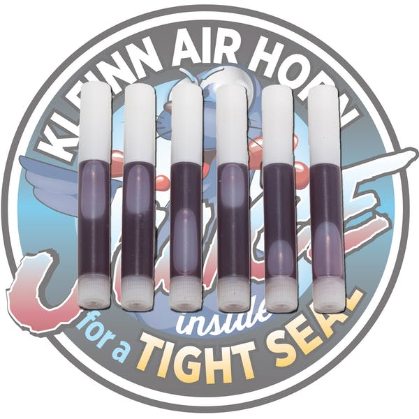 Kleinn Automotive Air Horns JUICE-6 Kleinn Air Horn Juice™ Sealant Installer Six-Pack (6-2ml vials)