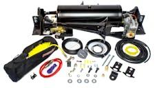 Kleinn Automotive Air Horns RAM1500-230 RAM 1500 Train Horn and Air System with 6350RC Air Compressor and Model 230 Horn