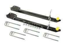 Lakewood 21710 TRACTION BARS,CHEVY C-10 TRUCK