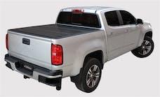 LOMAX Covers B1050029 Aluminum Low Profile Hard Tri-Fold Tonneau Cover