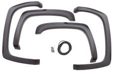LUND SX106S Sport Style Fender Flare Set - Front and Rear, Smooth, 4-Piece Set SX-SPORT STYLE 4PC SMOOTH