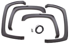 LUND SX106T Sport Style Fender Flare Set - Front and Rear, Textured, 4-Piece Set SX-SPORT STYLE 4PC TEXTURED