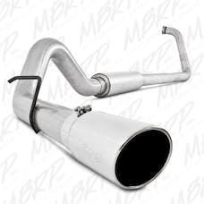 MBRP Exhaust S6212AL 4in. Turbo Back; Single Side Exit; AL