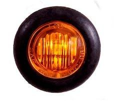 "MCE Fenders LED1 2 wire 3/4"" LED amber marking light, pair"