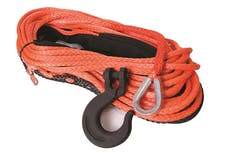 Mile Marker 19-52316-50 3/16in. x 50 ft. Synthetic Rope Assembly (5440 lbs. Minimum Break Force)