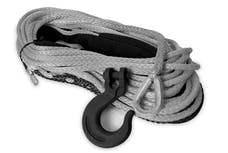 Mile Marker 19-52038-100C 3/8in. x 100 ft. Synthetic Rope Assembly (16200 lbs. Minimum Break Force)