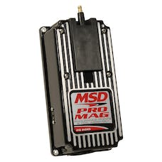MSD Performance 81063 Electronic Points Box, Pro Mag Black