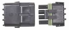 MSD Performance 8171 4-Pin Weathertight Connector