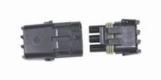MSD Performance 8172 3-Pin Weathertight Connector