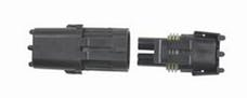MSD Performance 8173 Connector  2-Pin Weathertight  1/Card