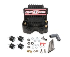 MSD Performance 82613 Black Ignition Coil, HVC-2,7 Series Ign.