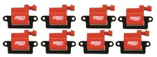 MSD Performance 82648 Coils, GM L-Series Truck 99-09, 8-Pack