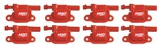 MSD Performance 82658 Coils, GM LS2/3/4/7/9, 05-13, 8-Pack