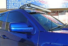 N-FAB C1450LR-TX Roof Mounts L.M.S. Textured Black 50 Series