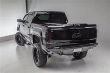 N-FAB C14RBS-H-TX RBS-H Rear Bumper Bumpers Textured Black PreRunner Style