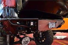 N-FAB G15RBS-H RBS-H Rear Bumper Bumpers Gloss Black PreRunner Style