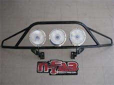 N-FAB N052LH-TX Pre-Runner L.M.S. Textured Black Light Tabs