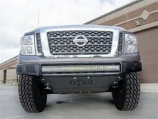 N-FAB N161MRDS-TX M-RDS Front Bumper Bumpers Textured Black