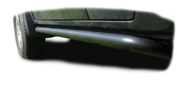 N-FAB F174RKRCC RKR Rails Step Systems Textured Black Cab Length