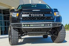 N-FAB T141MRDS-TX M-RDS Front Bumper Bumpers Textured Black