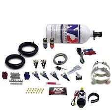 Nitrous Express 60005-BLKP Direct Port Nitrous System