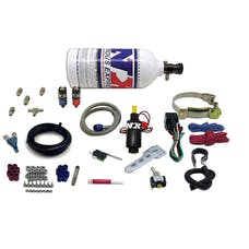 Nitrous Express 60011-BLKP Direct Port Nitrous System
