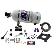 Nitrous Express 65540-10 4150 Restricted Nitrous Class Conventional Plate System