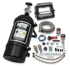 NOS 02102BNOS BIG SHOT (190-300 HP), BLACK