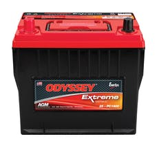 Odyssey Battery 25-PC1400T 0789-2120A0N0