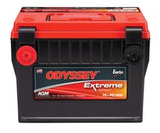 Odyssey Battery 75-PC1230 0788-2040A0N0
