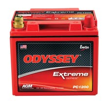 Odyssey Battery PC1200MJT 0766-2021B0N0