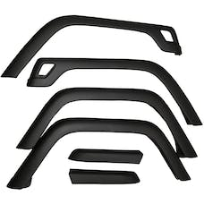 Omix-ADA 11603.01 6 Piece Fender Flare Kit