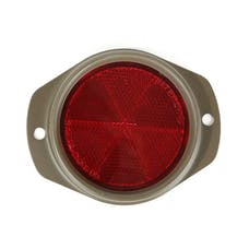 Omix-Ada 12022.03 Red Reflector Olive Drab